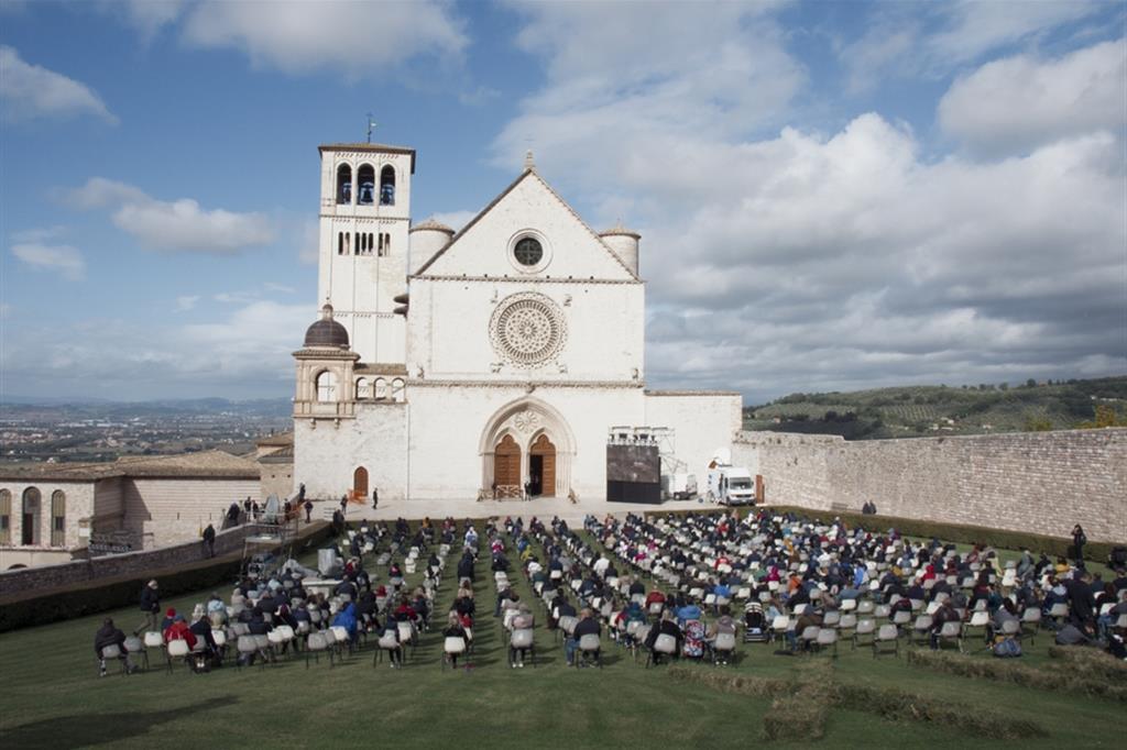 Ad Assisi l'evento globale dell'economia della cura