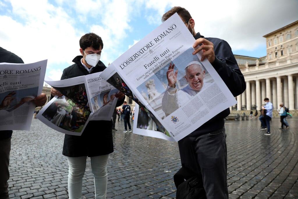 Il papa propone un'alleanza tra fedi e culture per cambiare il mondo