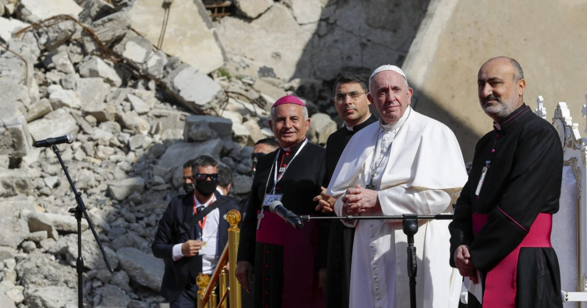 Il viaggio del Papa in Iraq: un bilancio