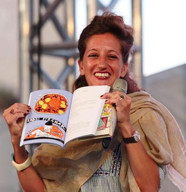 Miriam Camerini - Yom Kippur - evento Moltefedi