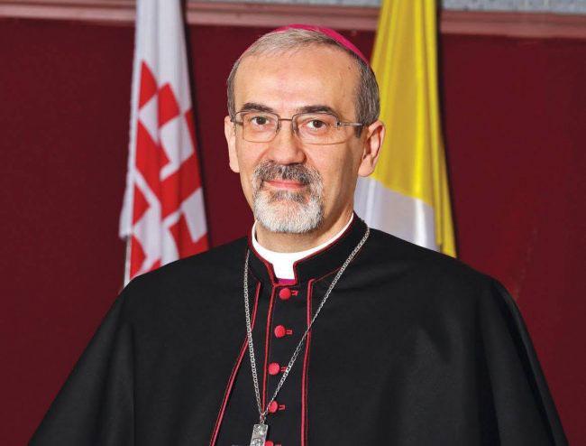 Mons. Pizzaballa ospite di Molte Fedi martedì 27 ottobre