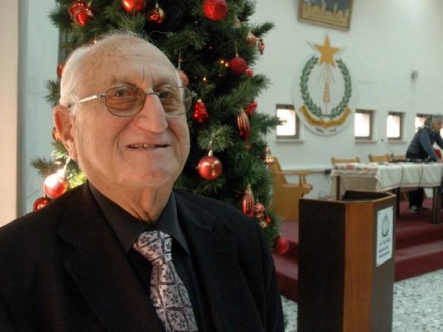 Intevista a Victor Batarseh, il precedente sindaco di Betlemme